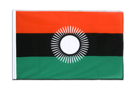 Malawi new Sleeved Flag ECO - 2x3 ft
