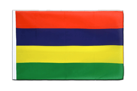 Mauritius - Sleeved Flag ECO 2x3 ft