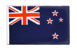 Sleeved Flag ECO New Zealand - 2x3 ft