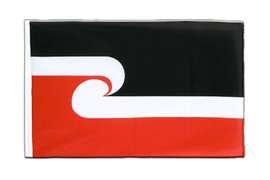 New Zealand Maori - Sleeved Flag ECO 2x3 ft