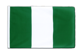 Nigeria - Sleeved Flag ECO 2x3 ft