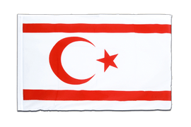 North Cyprus - Sleeved Flag ECO 2x3 ft