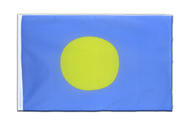 Sleeved Flag ECO Palau - 2x3 ft