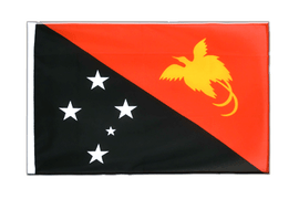 Sleeved Flag ECO Papua New Guinea - 2x3 ft