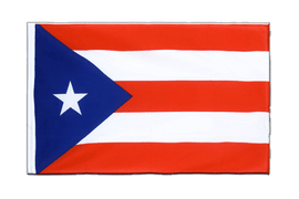 Puerto Rico - Sleeved Flag ECO 2x3 ft