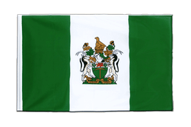 Rhodesia Sleeved Flag ECO - 2x3 ft
