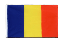 Rumania - Sleeved Flag ECO 2x3 ft
