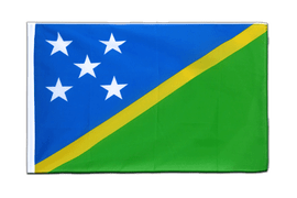 Solomon Islands - Sleeved Flag ECO 2x3 ft