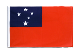Samoa - Sleeved Flag ECO 2x3 ft