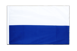 San Marino without crest - Sleeved Flag ECO 2x3 ft