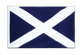 Scotland navy - Sleeved Flag ECO 2x3 ft
