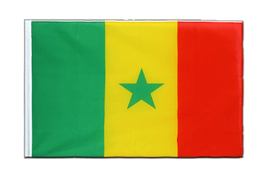 Senegal - Sleeved Flag ECO 2x3 ft