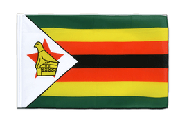 Zimbabwe - Sleeved Flag ECO 2x3 ft