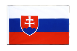 Slovakia - Sleeved Flag ECO 2x3 ft