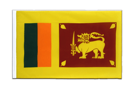Sri Lanka - Sleeved Flag ECO 2x3 ft