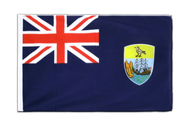Saint Helena - Sleeved Flag ECO 2x3 ft