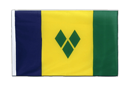 Saint Vincent and the Grenadines - Sleeved Flag ECO 2x3 ft