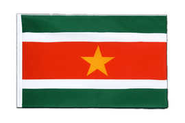 Suriname - Sleeved Flag ECO 2x3 ft