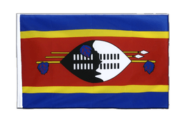 Swaziland - Sleeved Flag ECO 2x3 ft