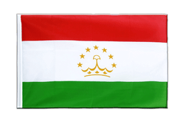 Tajikistan Sleeved Flag ECO - 2x3 ft