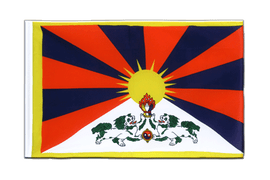 Tibet - Sleeved Flag ECO 2x3 ft