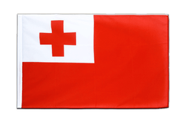 Tonga - Sleeved Flag ECO 2x3 ft