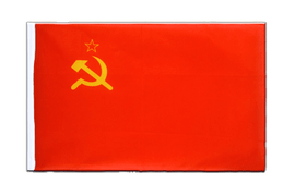 USSR Soviet Union - Sleeved Flag ECO 2x3 ft
