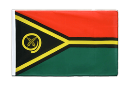 Vanuatu - Sleeved Flag ECO 2x3 ft