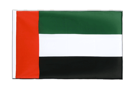 United Arab Emirates - Sleeved Flag ECO 2x3 ft