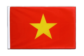 Vietnam Sleeved Flag ECO - 2x3 ft