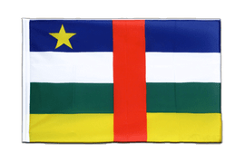 Central African Republic - Sleeved Flag ECO 2x3 ft
