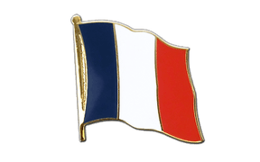 Grand pin's drapeau France - 25 mm