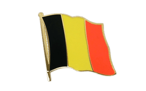 Belgium - Flag Lapel Pin XXL