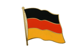 Germany - Flag Lapel Pin XXL