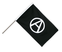 Anarchy - Hand Waving Flag ECO 2x3 ft