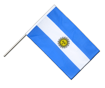 Argentina - Hand Waving Flag ECO 2x3 ft
