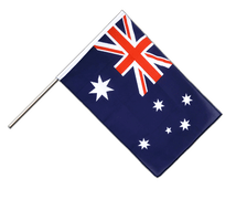 Australia - Hand Waving Flag ECO 2x3 ft
