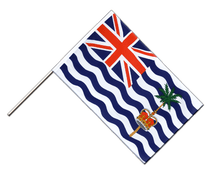 British Indian Ocean Territory - Hand Waving Flag ECO 2x3 ft