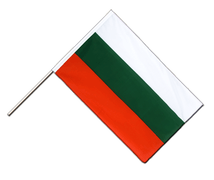 Bulgaria - Hand Waving Flag ECO 2x3 ft