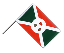 Burundi - Hand Waving Flag ECO 2x3 ft