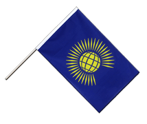 Commonwealth - Hand Waving Flag ECO 2x3 ft
