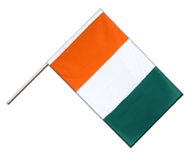 Ivory Coast - Hand Waving Flag ECO 2x3 ft