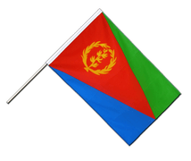 Eritrea Hand Waver Flag ECO - 2x3 ft