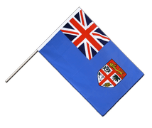 Fiji - Hand Waving Flag ECO 2x3 ft