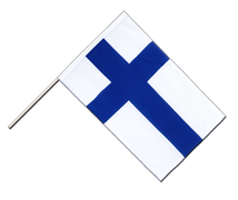 Finland - Hand Waving Flag ECO 2x3 ft