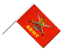 Stockflagge ECO British Army - 60 x 90 cm