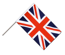 Great Britain - Hand Waving Flag ECO 2x3 ft