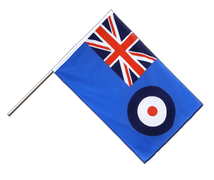Drapeau Royal Airforce Hampe ECO - 60 x 90 cm