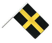 St. David - Hand Waving Flag ECO 2x3 ft