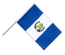 Guatemala - Hand Waving Flag ECO 2x3 ft
